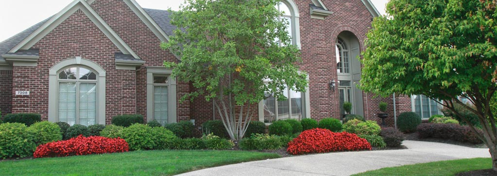 Louisville Residential Landscaping Services